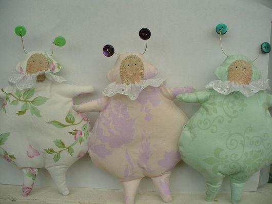 Куклы Тильды ручной работы. Ярмарка Мастеров - ручная работа. Купить Тильда жук. Handmade. Тильда жук, оригинальный подарок