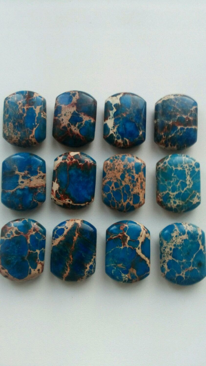 Beads from variscite,31h23h10mm, Beads1, Omsk,  Фото №1