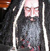 Куклы и игрушки ручной работы. Ярмарка Мастеров - ручная работа кукла на заказ музыкант ROB ZOMBIE. Handmade.