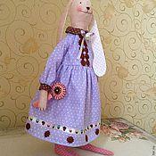 Куклы и игрушки ручной работы. Ярмарка Мастеров - ручная работа Зайка Сластёна. Handmade.