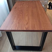 Для дома и интерьера handmade. Livemaster - original item Custom made solid wood table. Handmade.