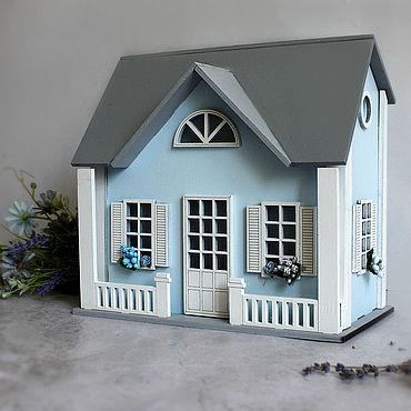 Свадебный салон ручной работы. Ярмарка Мастеров - ручная работа Маленький домик-свадебная казна. Handmade.