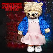 Куклы и игрушки handmade. Livemaster - original item Bear