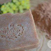 Косметика ручной работы. Ярмарка Мастеров - ручная работа Натуральное мыло с красной глиной. Handmade.