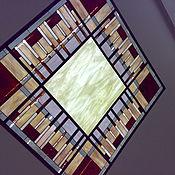 Для дома и интерьера ручной работы. Ярмарка Мастеров - ручная работа Потолок Геометрия. Handmade.
