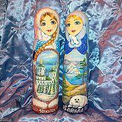 Сувениры и подарки handmade. Livemaster - original item Damask Maiden. Handmade.