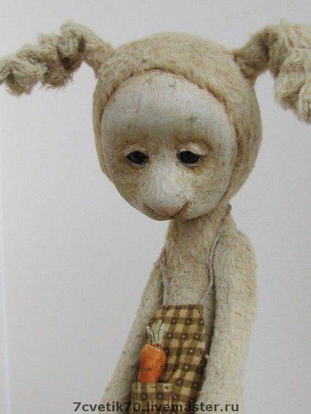 Мишки Тедди ручной работы. Ярмарка Мастеров - ручная работа. Купить Капусткин. Handmade.