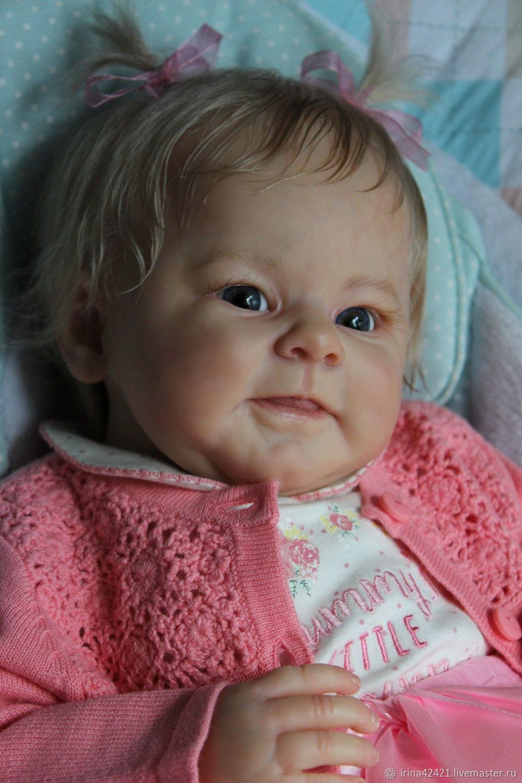 Reborn Doll Greta 3 заказать на