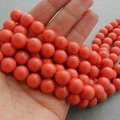Beads1 handmade. Livemaster - original item Pearl Shell Pearl (similar Mallorca) 10 mm (art. 1761). Handmade.