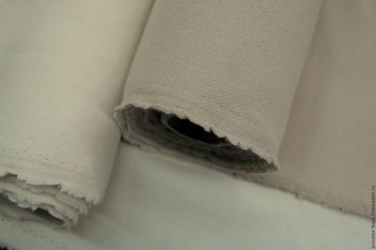 """Шитье ручной работы. Ярмарка Мастеров - ручная работа. Купить Ткань пальтовая """"Кашемир"""" в винтажном стиле. Handmade. Белый"""