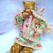 Куклы и игрушки ручной работы. Ярмарка Мастеров - ручная работа Сплюшка-ангел снов(тильда). Handmade.