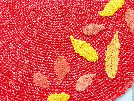 коврик вязанный крючком купить в москве