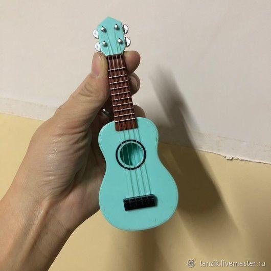 Гитара для игрушек, Аксессуары для кукол и игрушек, Краснодар,  Фото №1