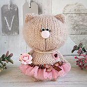 Куклы и игрушки handmade. Livemaster - original item Pussy Cutie.. Handmade.