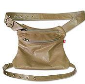 Сумки и аксессуары handmade. Livemaster - original item Leg Bag Small. Handmade.