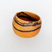 Украшения handmade. Livemaster - original item The ring of the lunar ebony ( on order ). Handmade.