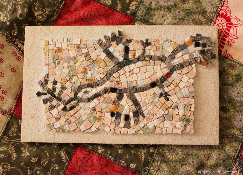 Мозаика Птица