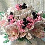 Мария Камардина (цветы из бисера) - Ярмарка Мастеров - ручная работа, handmade