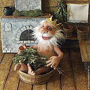 Куклы и игрушки handmade. Livemaster - original item Tsar (King). Handmade.
