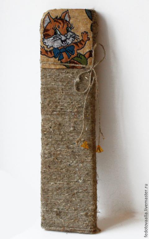 Когтеточка `Котик`. Цена 200 рублей