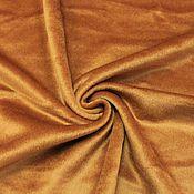 Материалы для творчества ручной работы. Ярмарка Мастеров - ручная работа Ткань 64901 солнечная  итальянская шерсть с шелком. Handmade.