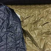 Материалы для творчества handmade. Livemaster - original item Fabric: JACKET SANDWICH-RAINCOAT -MONKLER-ITALY. Handmade.