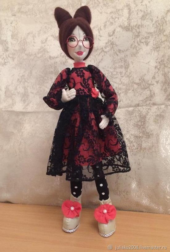 Текстильная кукла, Куклы, Ростов-на-Дону, Фото №1
