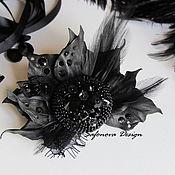 Украшения ручной работы. Ярмарка Мастеров - ручная работа Black Queen. Handmade.
