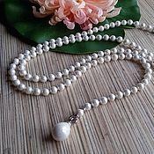 Украшения handmade. Livemaster - original item A necklace of pearls of Majorca