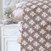 Материалы для творчества handmade. Livemaster - original item Fabric Tilda Sally brown, All that is Spring. Handmade.