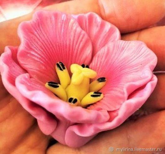 Силиконовые формы цветка тюльпана 3D, Формы, Москва,  Фото №1