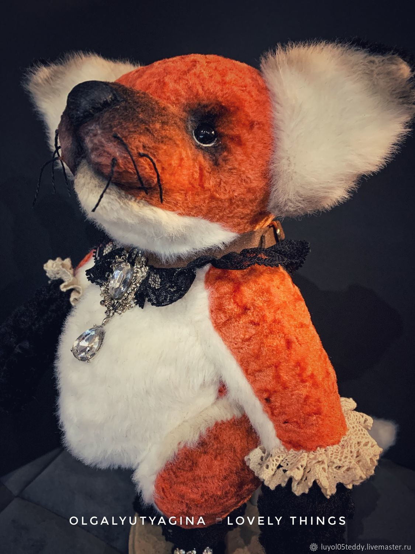 Mr.Fox, Teddy Bears, Ekaterinburg,  Фото №1