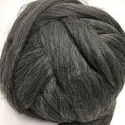 Материалы для творчества handmade. Livemaster - original item Alpaca (Alpaka) Silver. Germany. wool for felting.. Handmade.