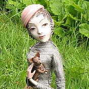 """Куклы и игрушки ручной работы. Ярмарка Мастеров - ручная работа Кукла """"Современная принцесса"""". Handmade."""