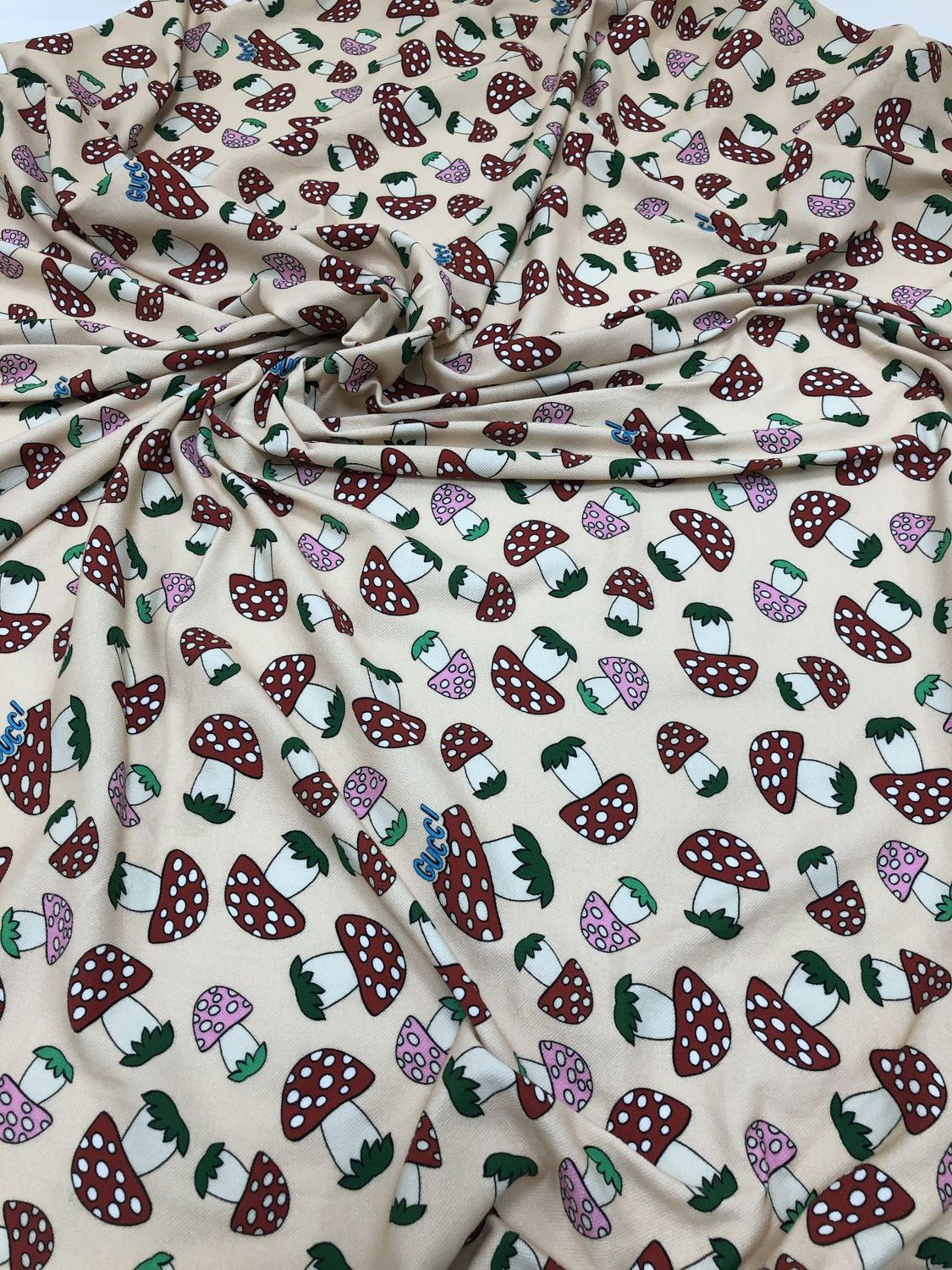 Gucci Jersey pique, Fabric, Moscow,  Фото №1