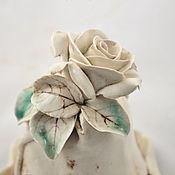 Сувениры и подарки handmade. Livemaster - original item Bell White chocolate. Handmade.