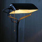 Для дома и интерьера ручной работы. Ярмарка Мастеров - ручная работа Оригинальная настольная лампа Horax Bauhaus 1932г. Handmade.