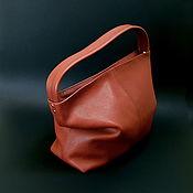 handmade. Livemaster - original item Womens leather handbag bag. Handmade.