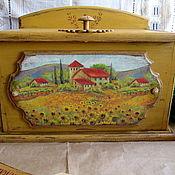 Для дома и интерьера handmade. Livemaster - original item The breadbasket Province of pine. Handmade.