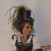 """Куклы и игрушки ручной работы. Ярмарка Мастеров - ручная работа Авторская кукла """"Когда уехал Лондонский Экспресс..."""". Handmade."""