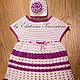 Одежда для девочек, ручной работы. Детское платье. Екатерина (handwork2015). Интернет-магазин Ярмарка Мастеров. Желтый, летнее платье
