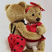 Куклы и игрушки ручной работы. Ярмарка Мастеров - ручная работа Медвежий Вальс. Handmade.