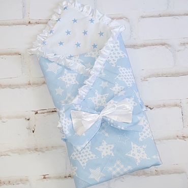 Works for children handmade. Livemaster - original item Set elegant for newborns