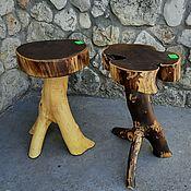 Для дома и интерьера handmade. Livemaster - original item A stool made of wood, stand.. Handmade.