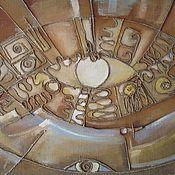 Картины и панно ручной работы. Ярмарка Мастеров - ручная работа Рассвет внутри моего сердца. Handmade.