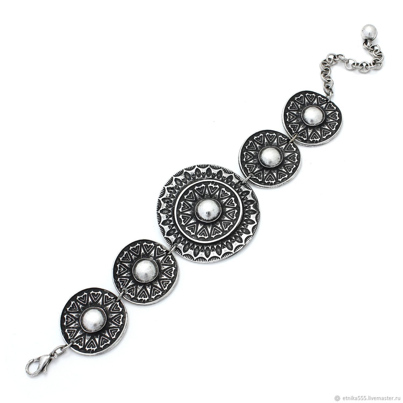 Al's Oriental bracelet, Chain bracelet, Belaya Cerkov,  Фото №1