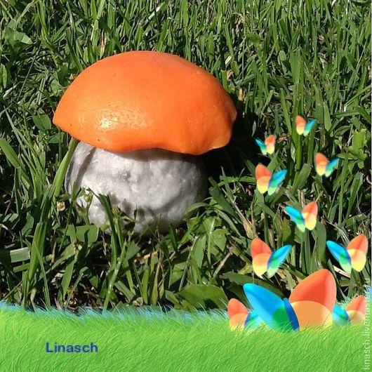 Мыло ручной работы. Ярмарка Мастеров - ручная работа. Купить Мыло Лесной грибочек. Handmade. Зеленый, мыло сувенирное