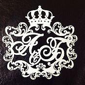 Подарки ручной работы. Ярмарка Мастеров - ручная работа Новинка! Герб на свадьбу и любое торжество. Handmade.