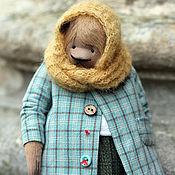 Куклы и игрушки ручной работы. Ярмарка Мастеров - ручная работа Осенняя.... Handmade.