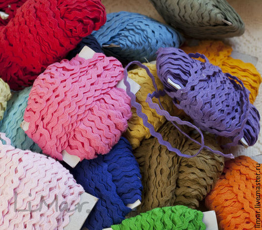 Шитье ручной работы. Ярмарка Мастеров - ручная работа. Купить Хлопковый вьюнок, 31 цвет.. Handmade. Шитье